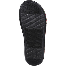 Sanük Planer TX Chaussures Homme, gaucho blanket black red